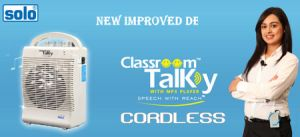 Classroom Talky CORDLESS With Mp3 Player
