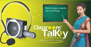 Classroom Talky With MP3 Player - CT 168