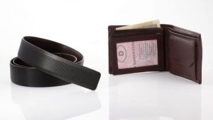 Gents Leather Purse Belt ― Online Stationery Store