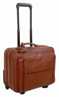 Leather Laptop Bags With wheels ― Online Stationery Store