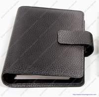 Business Organiser Black Grain