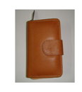 Beige women's wallet