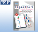 Separatorz Set of 5 Size - A4
